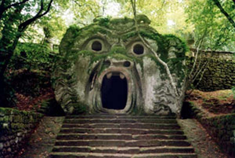 Discover the park of the Monsters
