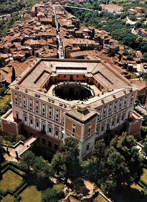 Discover about Villa Lante & Caprarola
